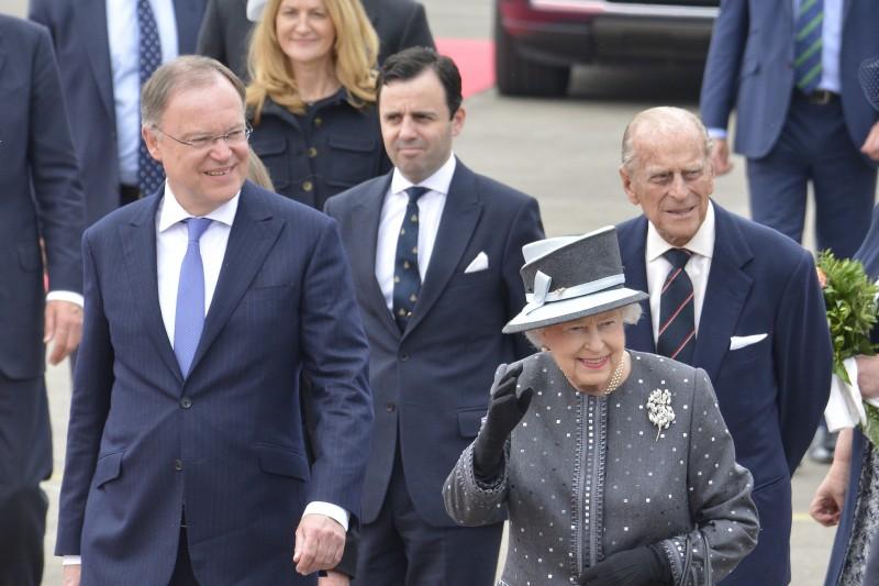 Majstät Elizabeth 2